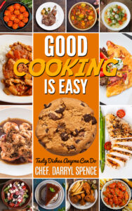 Cooking is easy book